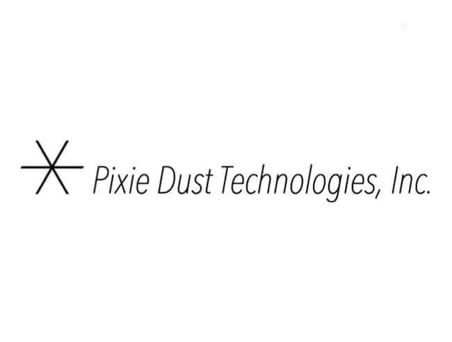 Pixie Dust Technologies, Inc